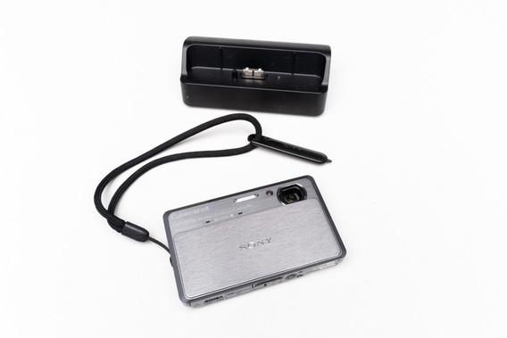 Câmera Fotográfica E Filmadora Ciber-shot Sony Dx7
