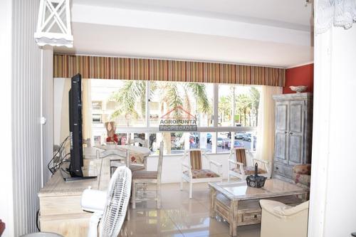 Apartamento En Península 2 Dormitorios - Ref: 5187