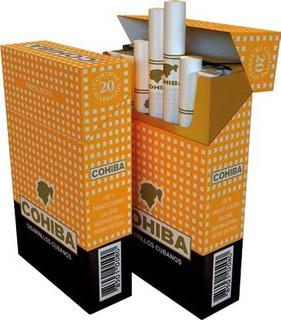 Cigarrillos Cohiba Predilecto Cajetilla X 20 Original Cubano