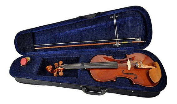 Violino Hofma By Eagle Hve241 4/4 + Espaleira Promoção!