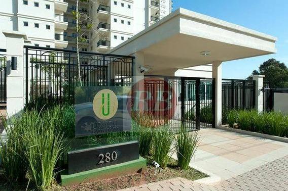Apartamento Com 4 Dormitórios À Venda, 200 M² Por R$ 1.390.000,00 - Edfício Unico Campolim - Sorocaba/sp - Ap0143