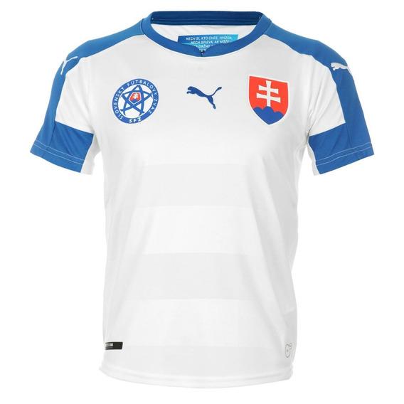 Camiseta Eslovaquia Original Nueva Futbol Seleccion Hamsik