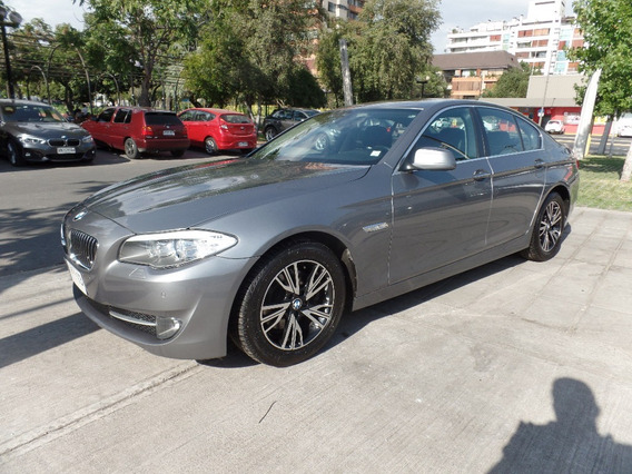 Bmw 520d 2.0 Diesel At Sunroof Y Cuero.