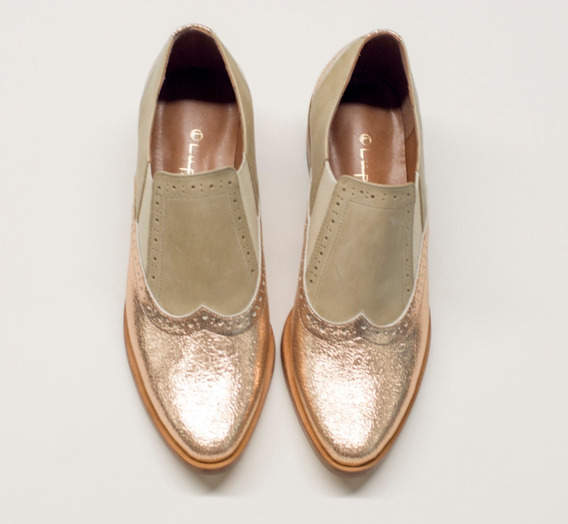 Mocasines Zapatos Bajos Combinados 2020 Cuero Diseño