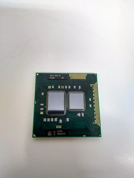 Processador Intel Pentium P6200 2.13 Ghz