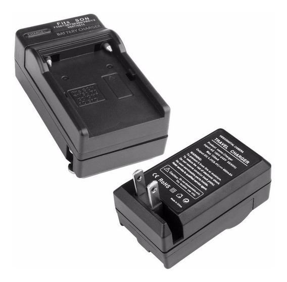 Carregador De Bateria Sony Original