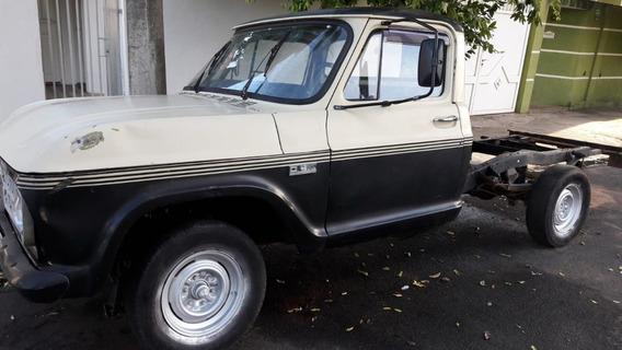 Chevrolet C10 6cc Gasolina 4m