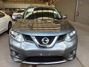 Nissan X-trail 2.5 Advance 2 Row Cvt 2017