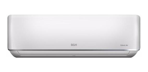 Aire acondicionado BGH Silent Air split inverter frío/calor 3400W blanco BSIH30CP