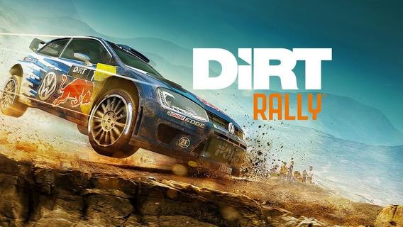Dirt Rally - Pc Mídia Digital