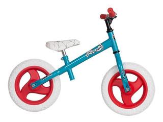 Bicicleta De Balance Pata Pata Niños Rodado 12 Colores