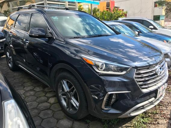Hyundai Santa Fe Limited 3.4 2018
