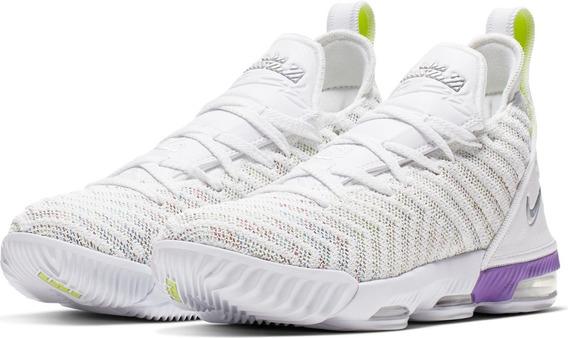 Tenis Nike Lebron Xvi Gs Buzz Lightyear Original Nuevo Caja