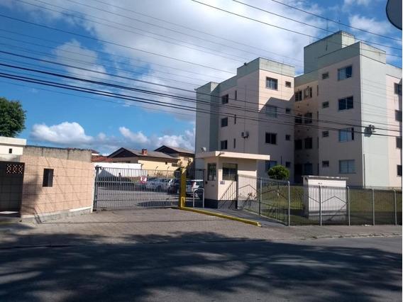 Apartamento Em Serraria, São José/sc De 48m² 2 Quartos À Venda Por R$ 139.000,00 - Ap433312