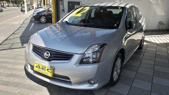 Nissan Sentra 2012 2.0 Sr Flex Aut. 4p