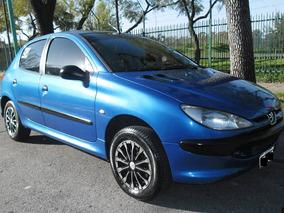 Peugeot 206 1.4 Xr Confort 2005 5 Puertas