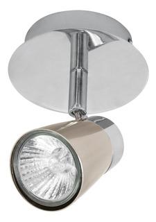 Luminario Bari 1 Spot Voltech Lait 48432