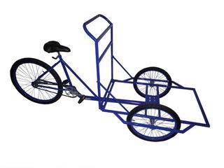 Triciclo De Carga Ecocase (food Bike, Bicicleta De Carga)