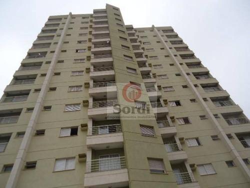 Apartamento Residencial À Venda, Jardim Macedo, Ribeirão Preto. - Ap1610