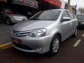 Toyota Etios Sedán Xls Automatico 1.5 Flex 2017
