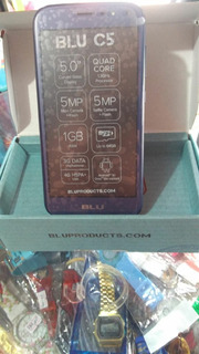 Celular Blu C5 8gb Memoria 1 Gb Ram Camera 5mp