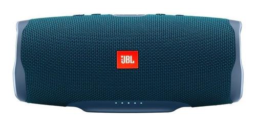 Parlante JBL Charge 4 portátil con bluetooth  blue