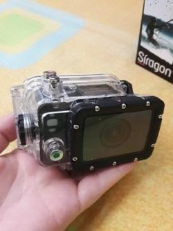 Camara Tipo Go-pro Siragon Xtreme Cx-5000 Con Accesorios