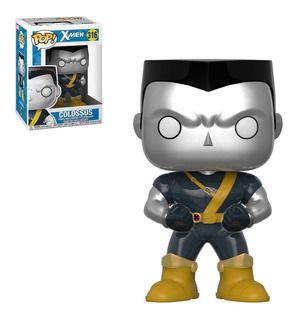 Figura Funko Pop X-men - Colossus 316 Original Wabro