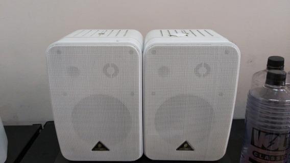 Par De Monitores Behringer 1c (caixa De Som) Branca