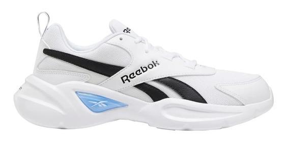 Zapatillas Reebok Royal Ec Ride 4 Hombre Running Blanca