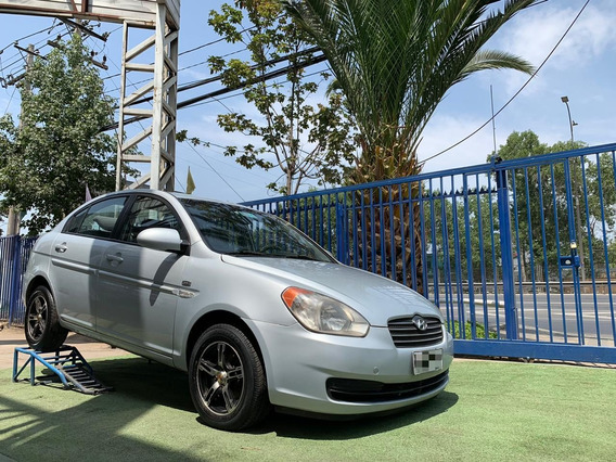 Hyundai Accent 1.6 Credito Y Financiamiento