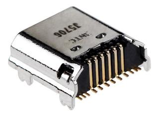 3 Pcs Centro De Carga Micro Usb Samsung Galaxy Tab 4 Sm-t230