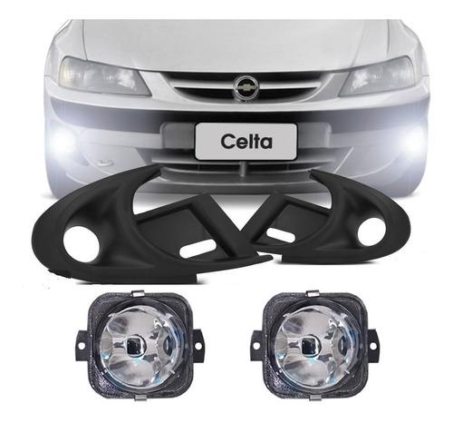 Faro Auxiliar Chevrolet Celta Caminero Celta Kit Celta