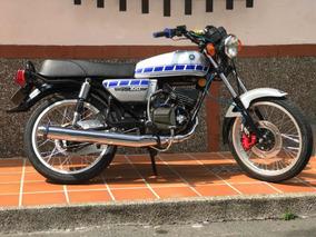 Yamaha Rx 100 Montada En 135,como Nueva,traspasoimediato