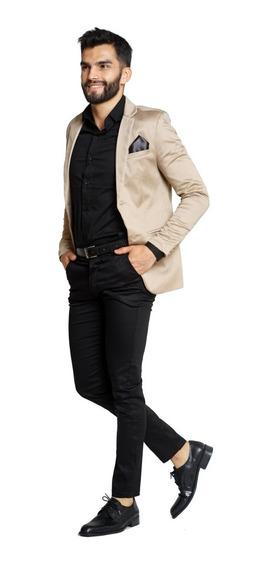 Sacos De Hombre Entallados Slim Fit - Quality Import Usa