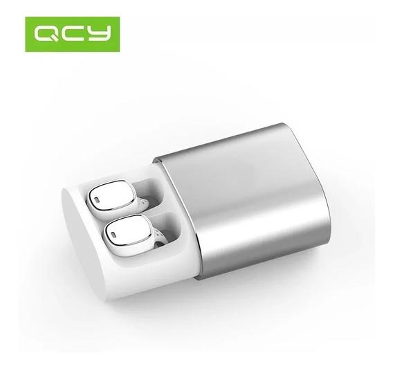 Fones De Ouvido Bluetooth Qcy T1 Pro Branco