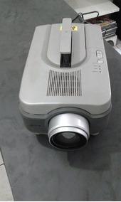 R/m Projetor Philips Funcionando Parcialmente Leia Descrição