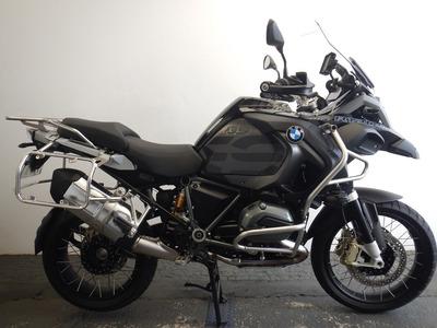 Bmw R 1200 Gs Adventure Triple Black - Painel Tft !