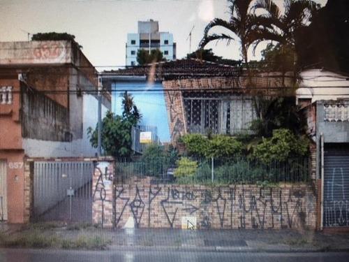 Imagem 1 de 2 de Terreno Comercial À Venda, Vila Valparaíso, Santo André. - Te4037
