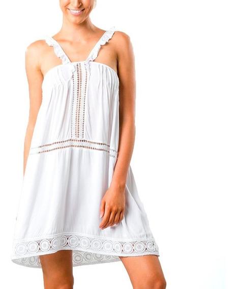 Vestido Rusty Lacey Dress - Mujer