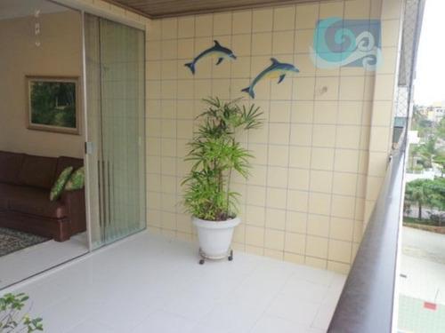 Imagem 1 de 10 de Apartamento À Venda, Praia Da Enseada - Guarujá - Ap1078