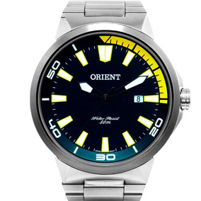 Relógio Orient Masculino Modelo Mbss1197a Nota Fiscal