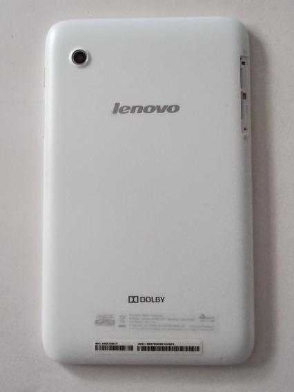 Tablet Celular Lenovo A3300-gv Tela7 - 8gb Semi-novo C/case.