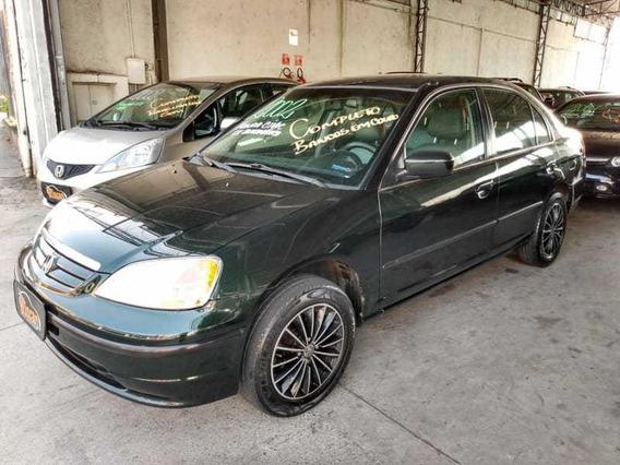Honda Civic Lx Aut. 2002
