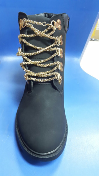 Botas Casual Sin Tacon