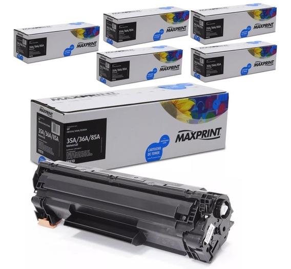 Kit Toner Para Impressora A Laser Até 2.000 Paginas 6pçs