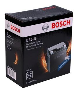Bateria Moto Bosch Bb5lb Yb5l-b Yamaha Xtz 125 -