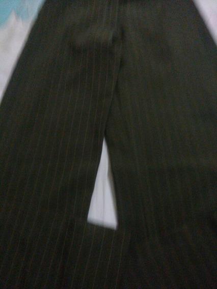 Pantalon Dama, De Vestir, Talla 26. Como Nuevo!