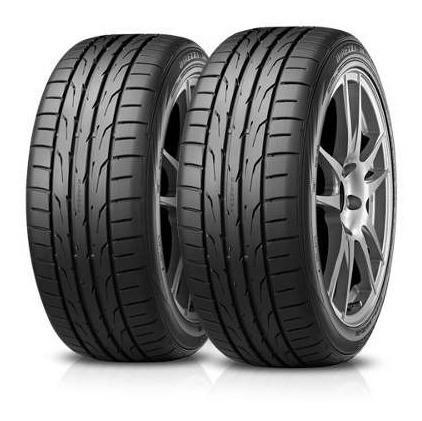 Kit X2 Cubiertas 265/35r18 (97w) Dunlop Direzza Dz102