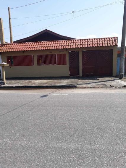 756-casa Á Venda Com 295 M², 3 Quartos, 2 Banheiros, 1 Suíte